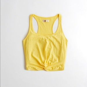 Hollister | Knot Front Tank Top